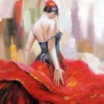 Un vulcan de resurse – Femeia