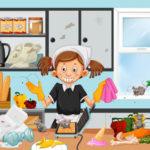 Gătitul prea sănătos când ai copii dăunează grav armoniei din familie