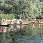 Delta Dunării văzută din caiac și un pariu pierdut